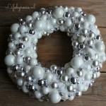 Do it yourself: mooie kerstkrans!