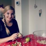 Bakken met mama + recept appelcompote
