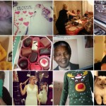 Life with Rosie: kerst vieren en trouwjurken passen!