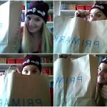 Filmpje: Primark shoplog!