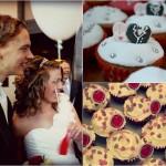 60 cupcakes maken voor het bruidspaar + recept & diy!