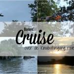 Borneo: cruise over de Kinabatangang rivier