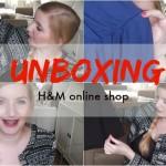 Filmpje: Unboxing H&M online shop