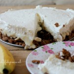Recept overheerlijke banana cream pie