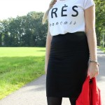 Outfit of the day: tres Francais