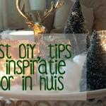 Video: Kerst diy, tips en inspiratie voor in je huis
