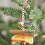 DIY: kerstige geurhanger