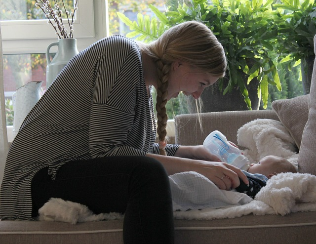 borstvoeding:flesvoeding