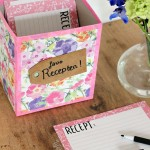 Do it yourself recepten box
