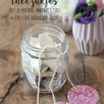Moederdag DIY: persoonlijke theezakjes