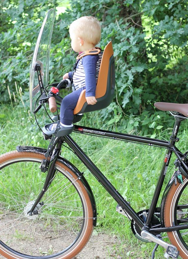 Goede Review Bobike fietszitje - Life By Rosie JY-22