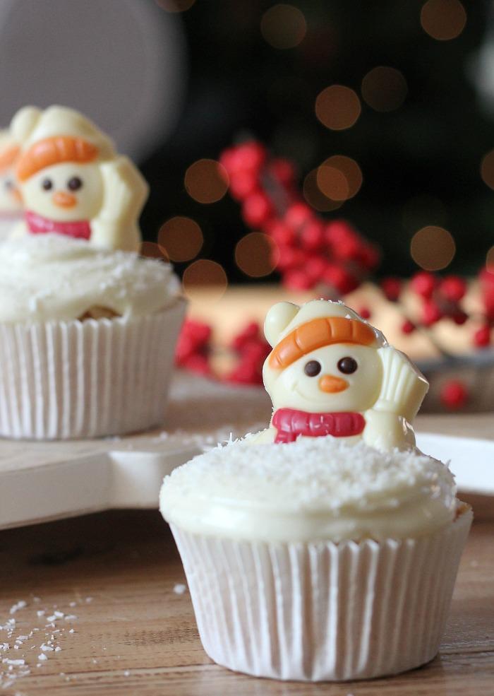 kerst-cupcakes