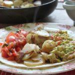 Vega(n) wraps met aardappels, guacamole en salsa!   HAPPY FOOD