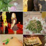 Life with Rosie week 2| Sushi, dolle pret, veel werken en een foto van 10 jaar terug.