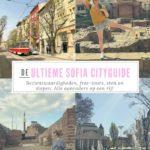 Ultieme Sofia cityguide! Eten, slapen, bezienswaardigheden en free tours!