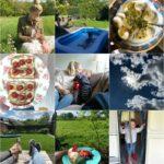 Life with Rosie week 18| het huis ontvluchten, dagje camping en een eigen zwembad!