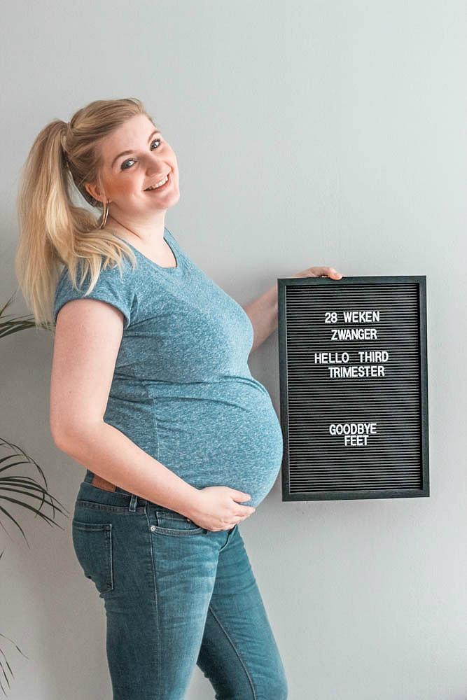 28 Weken Zwanger Update Life By Rosie