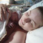 De bevalling van Morris; mijn bevallingsverhaal