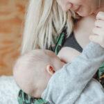 Mijn borstvoedingsverhaal van Morris.