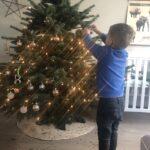 Life with Rosie week 49 |Ziek, zieker, ziekst & de kerstboom zetten!