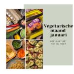 Halverwege de vegetarische maand januari: hoe gaat het?